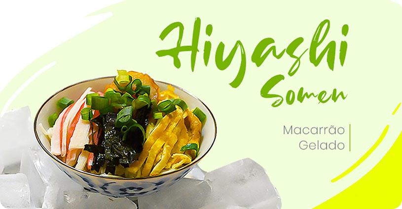 Receitas Hiyashi Campo Verde