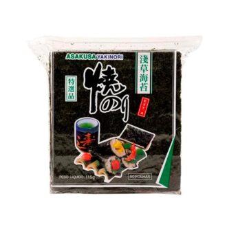 Yakinori Asakusa com 50FLS Seiwa