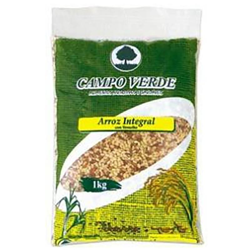 Arroz Integral Campo Verde