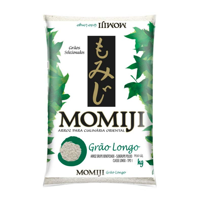 Arroz Momiji Beneficiado 406