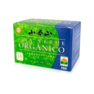 Chá Verde Orgânico Sachê Yamamotoyama