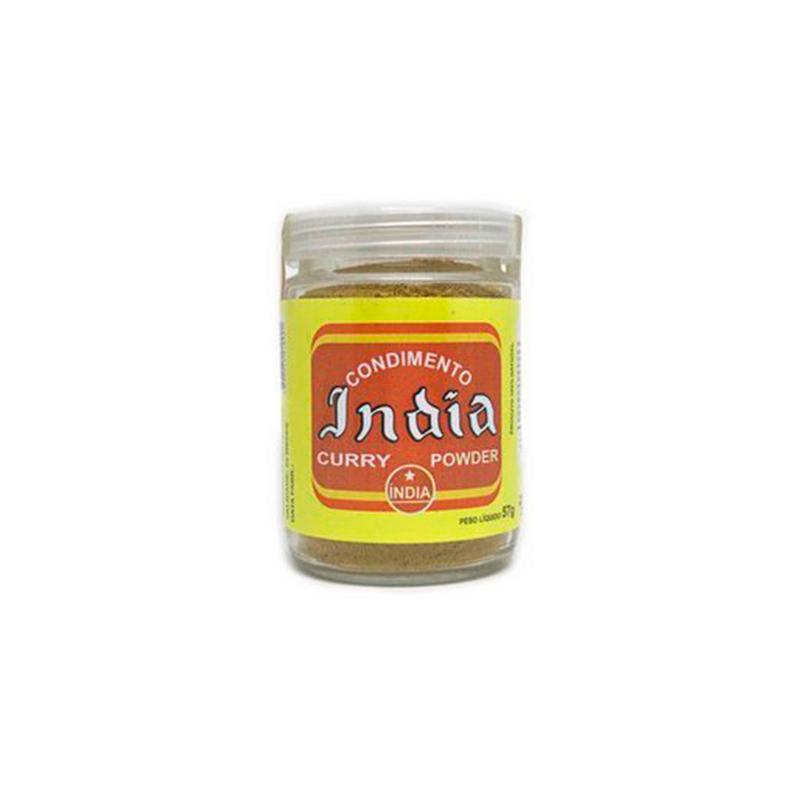 Condimento India Delicioso