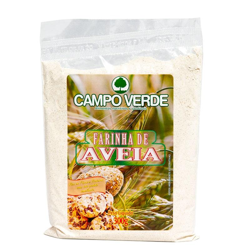 Farinha De Aveia Campo Verde
