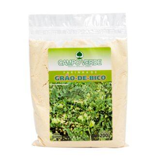 Farinha De Grão De Bico Campo Verde