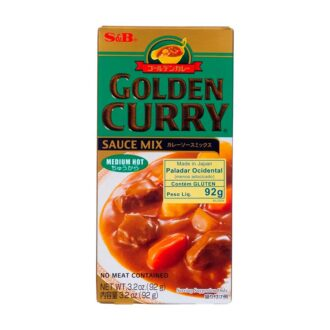 Golden Curry Chukara S&B