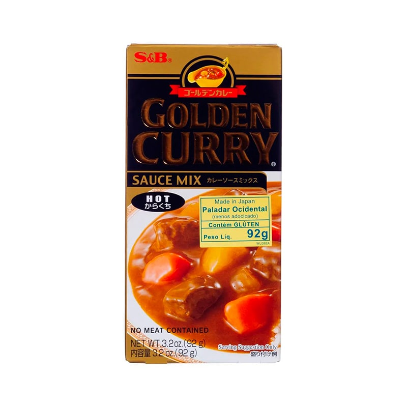 Golden Curry Karakuti S&B