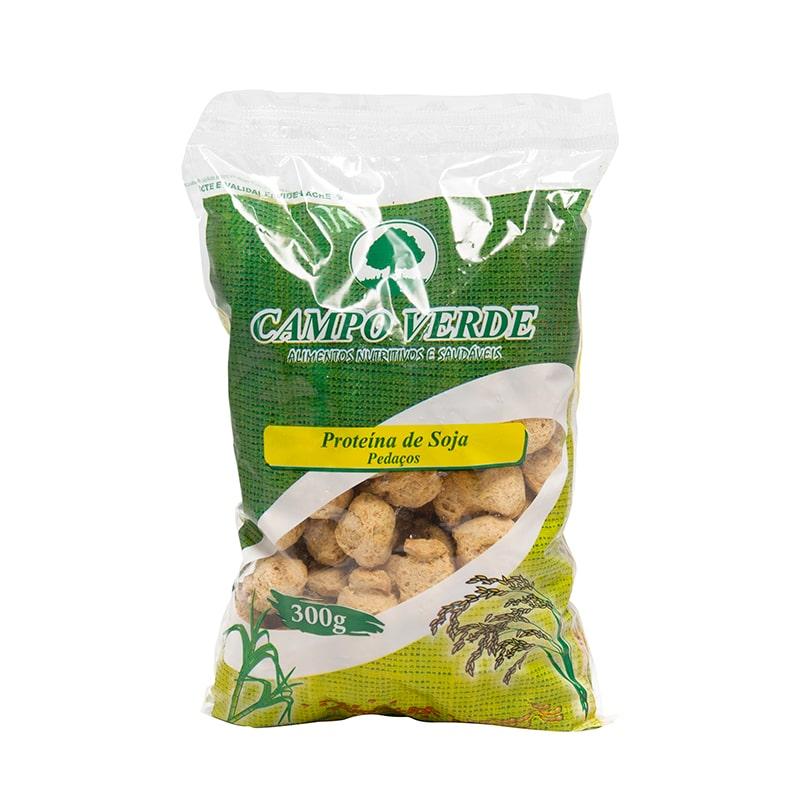 Proteína De Soja Em Pedaço Campo Verde