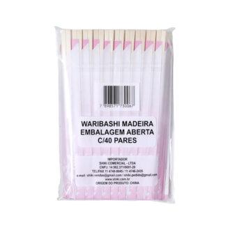 Waribashi Madeira Com 40 Shiki