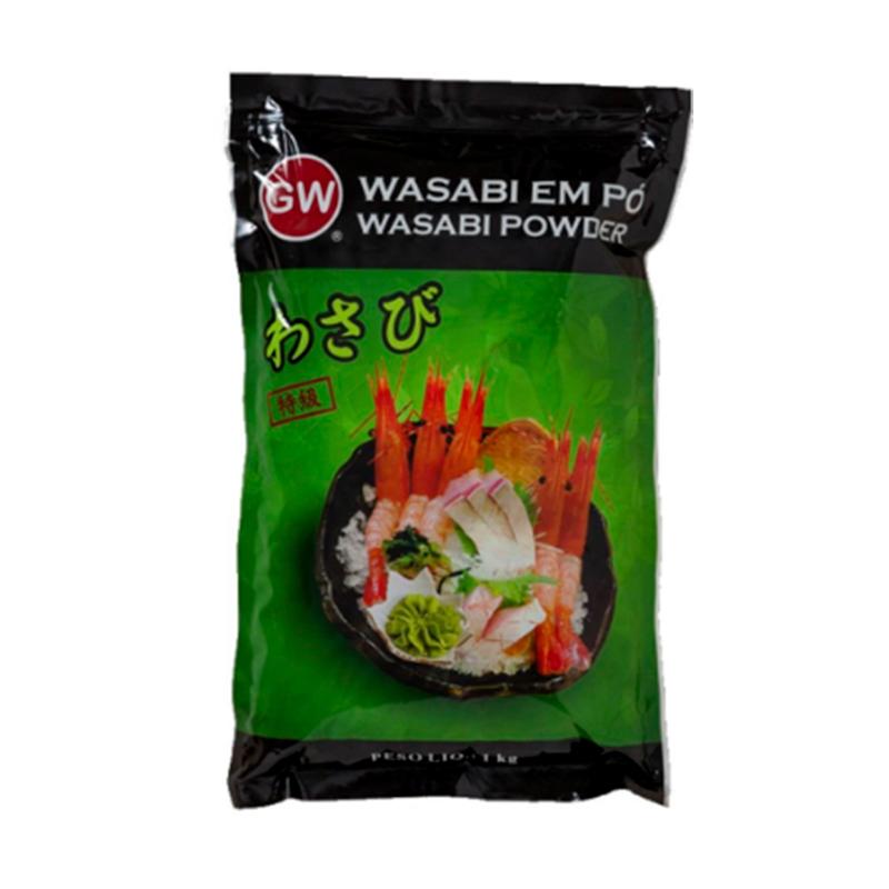 Wasabi em Pó GW