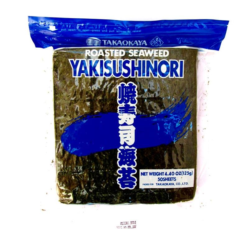 Yakinori Blue com 50FLS Seiwa